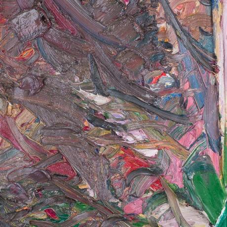 холст, масло, картина