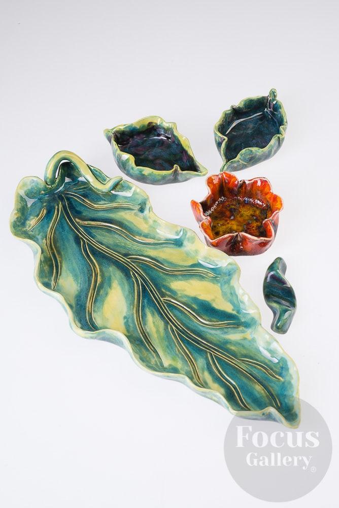 керамика, глазурь