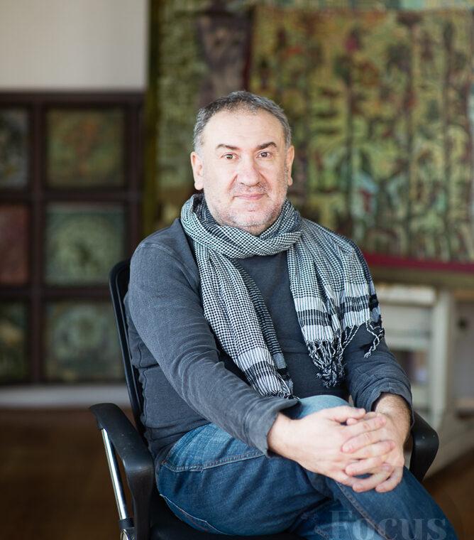 Vyacheslav Luiko, artist